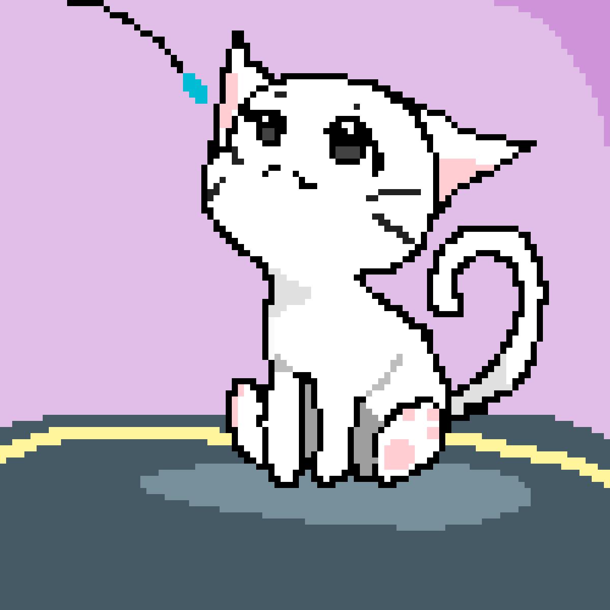 Cat by DrawinStufOwO
