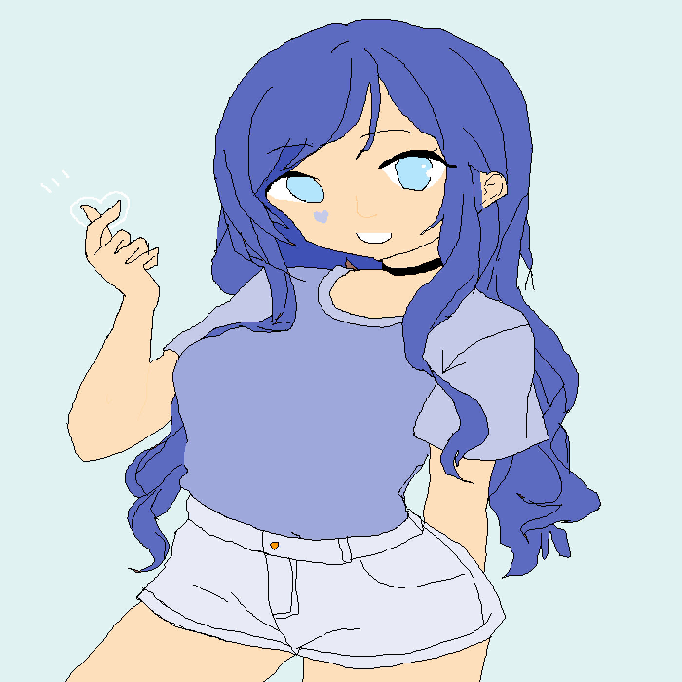 My Other OC Periwinkle