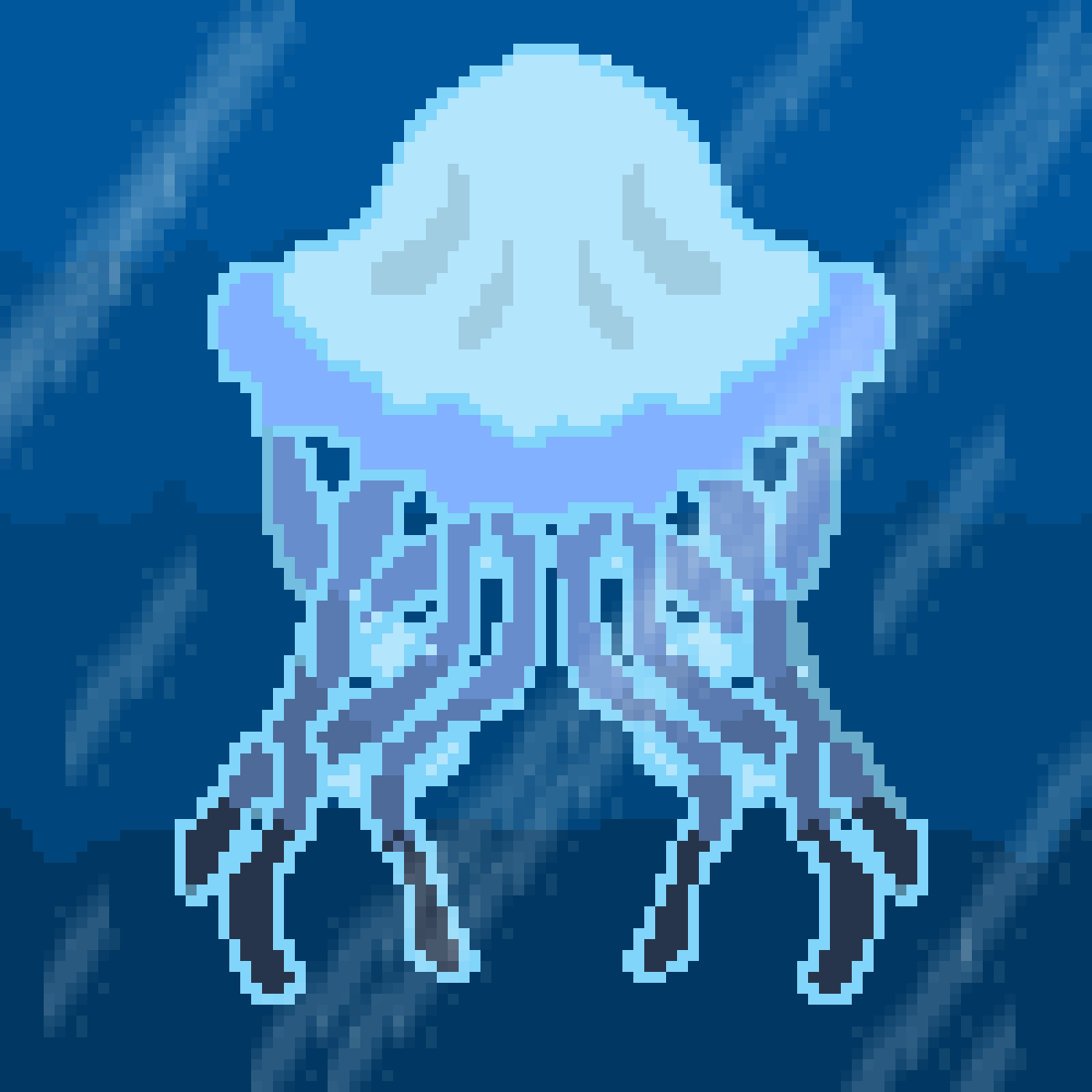 main-image-Giant Jellyfish  by KOMBATENT