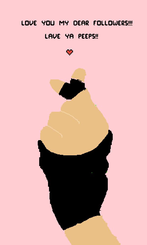 LOVE U FOLLOWERS!!! by Jungkook-4-Life