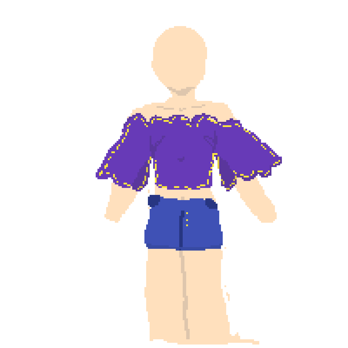 Outfit by Kokobean1850