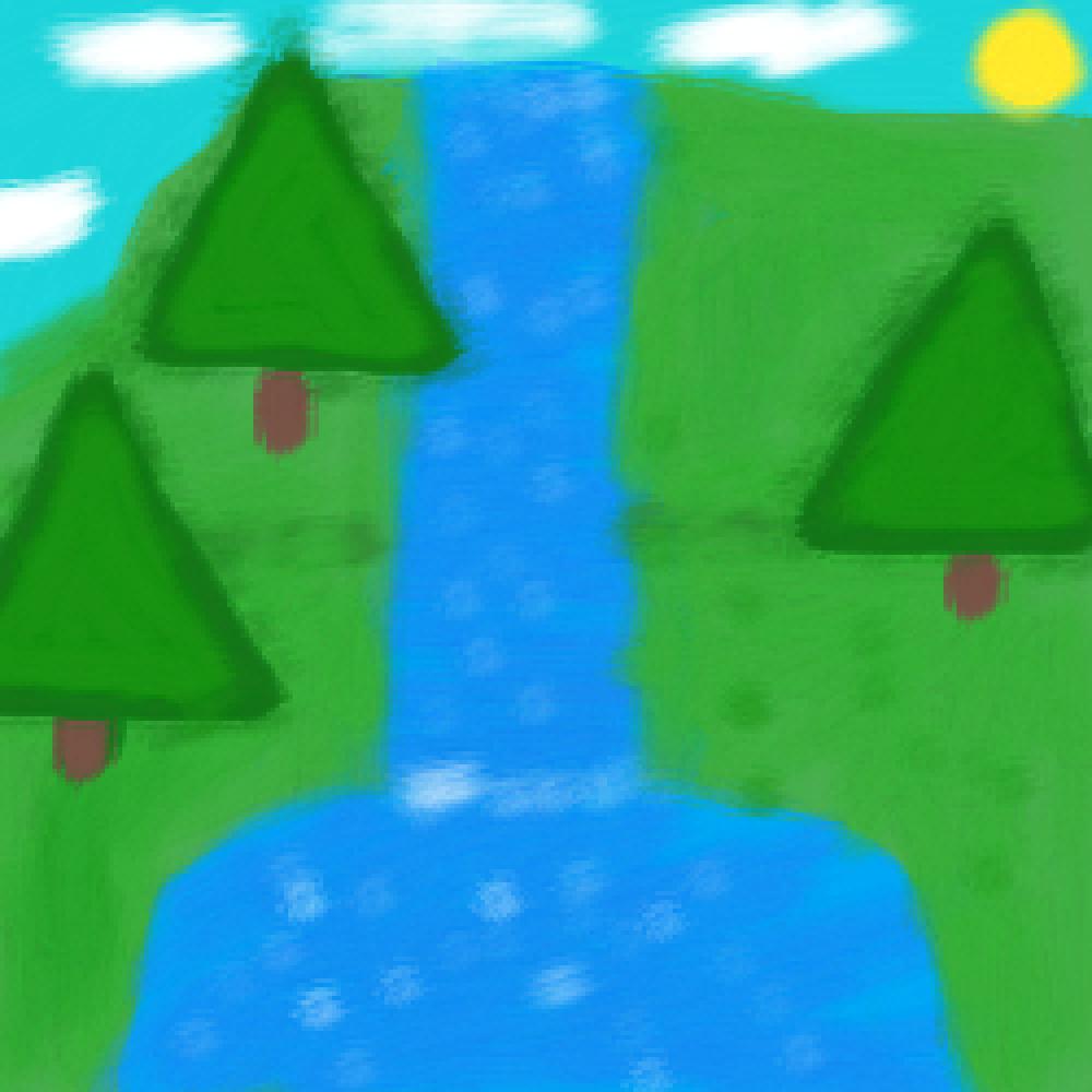 Forest  by PixelGabi