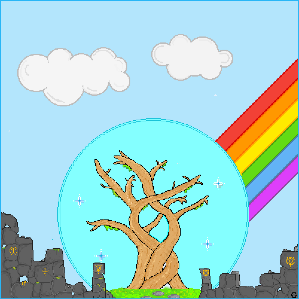 Mystic Tree by Muffinz