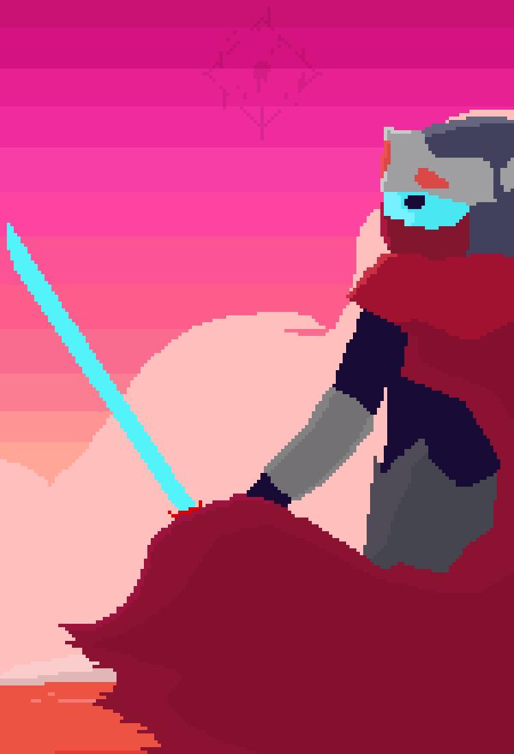 The Drifter by PixelBird