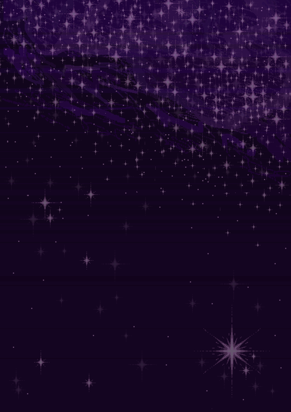 Midnight Glitter by KittenLasers