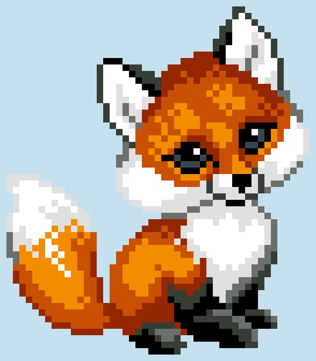 Fox by realmoose
