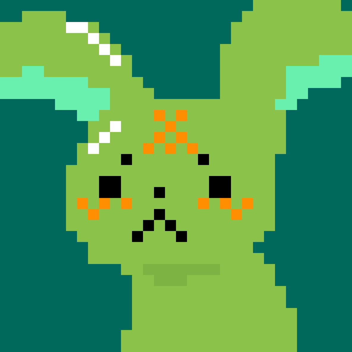 rabbit by slowbro