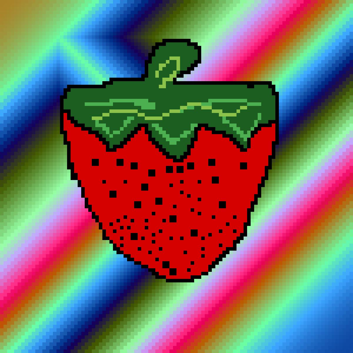 Strawberry by Megalovinia