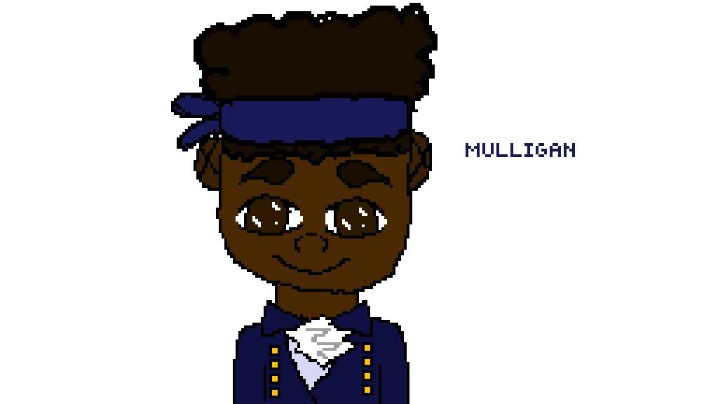 Hercules Mulligan ? by KatieMyLady80