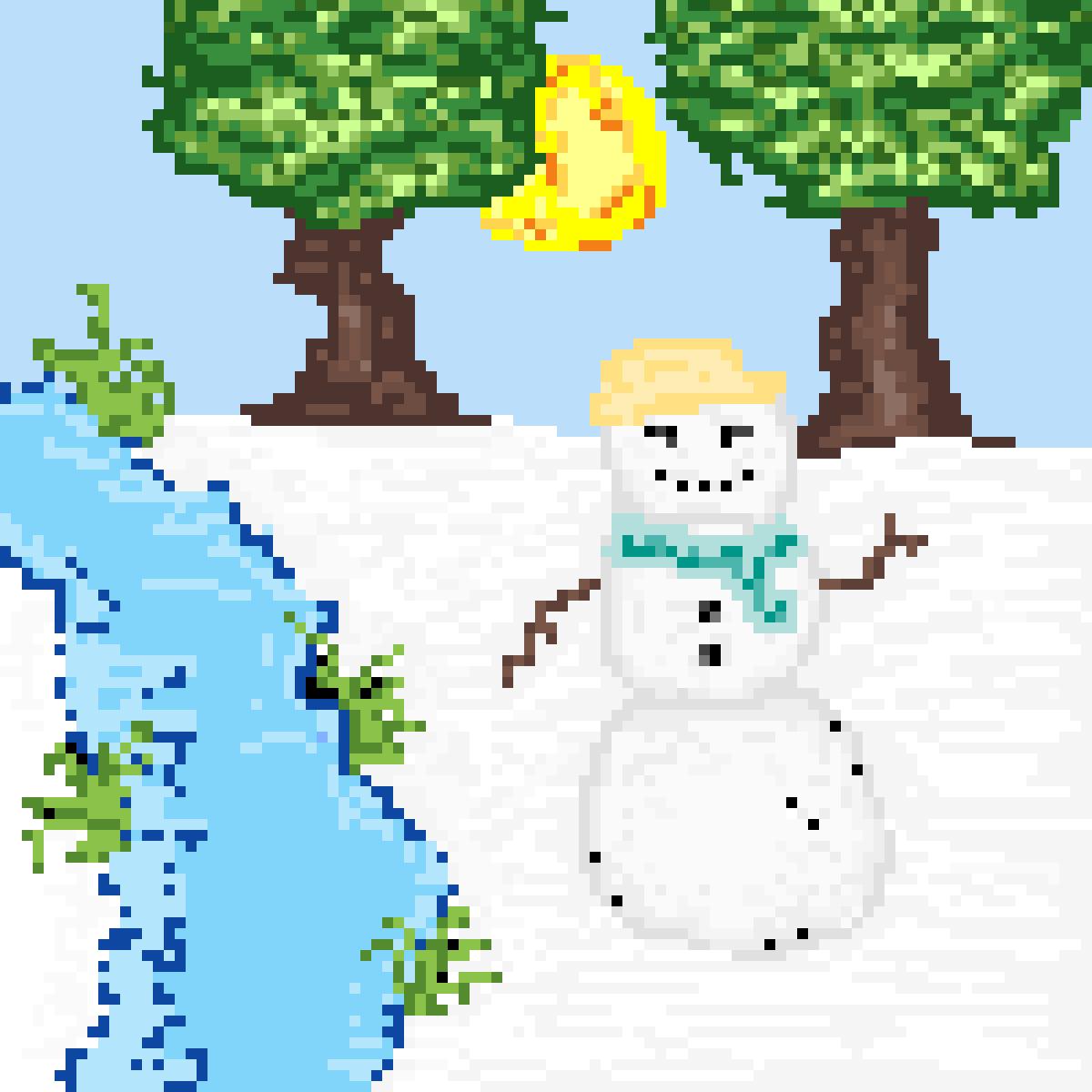 main-image-Snowman  by Dutch