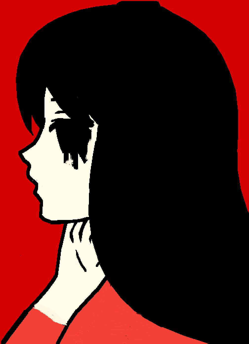 black eyed woman