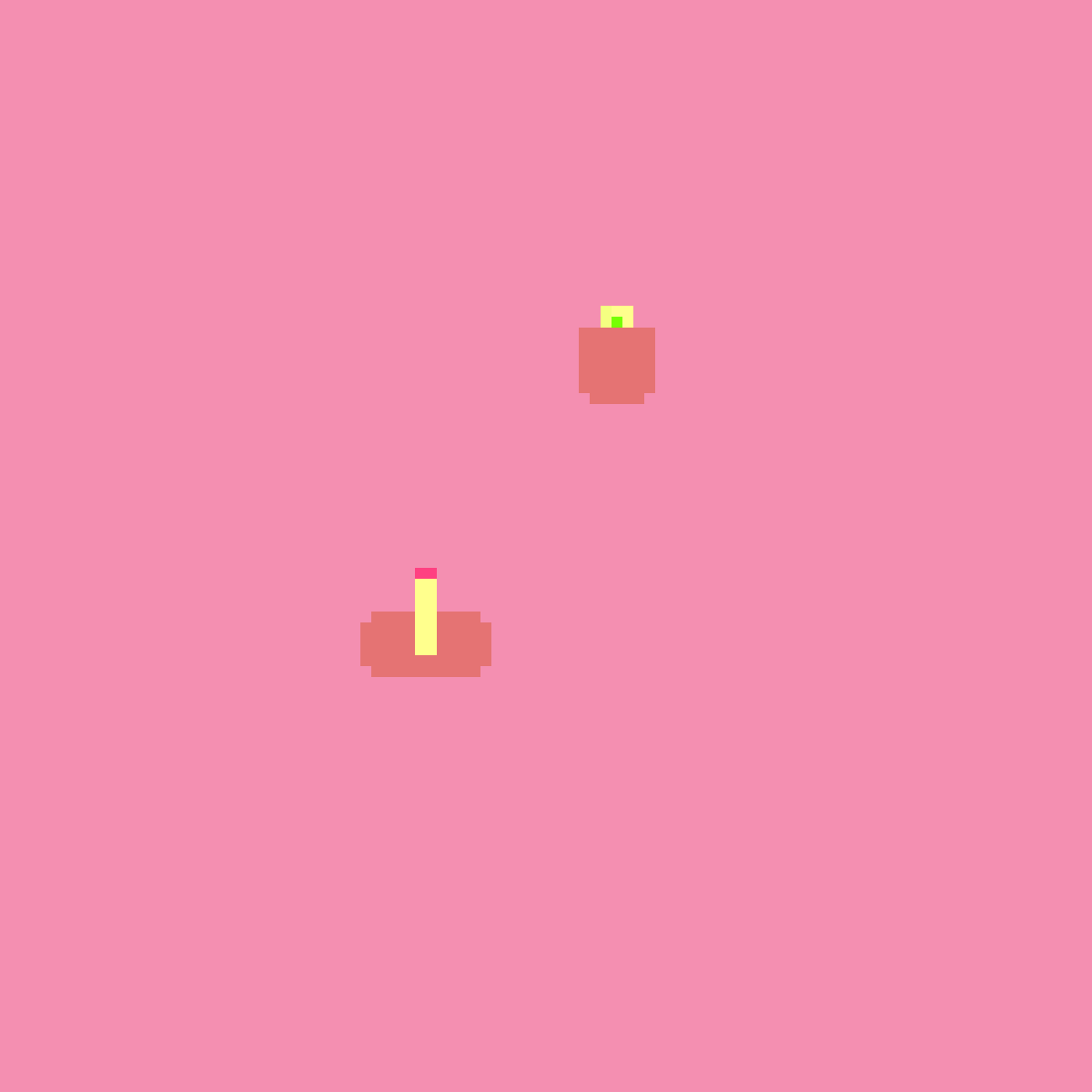 Candles by Uninevie