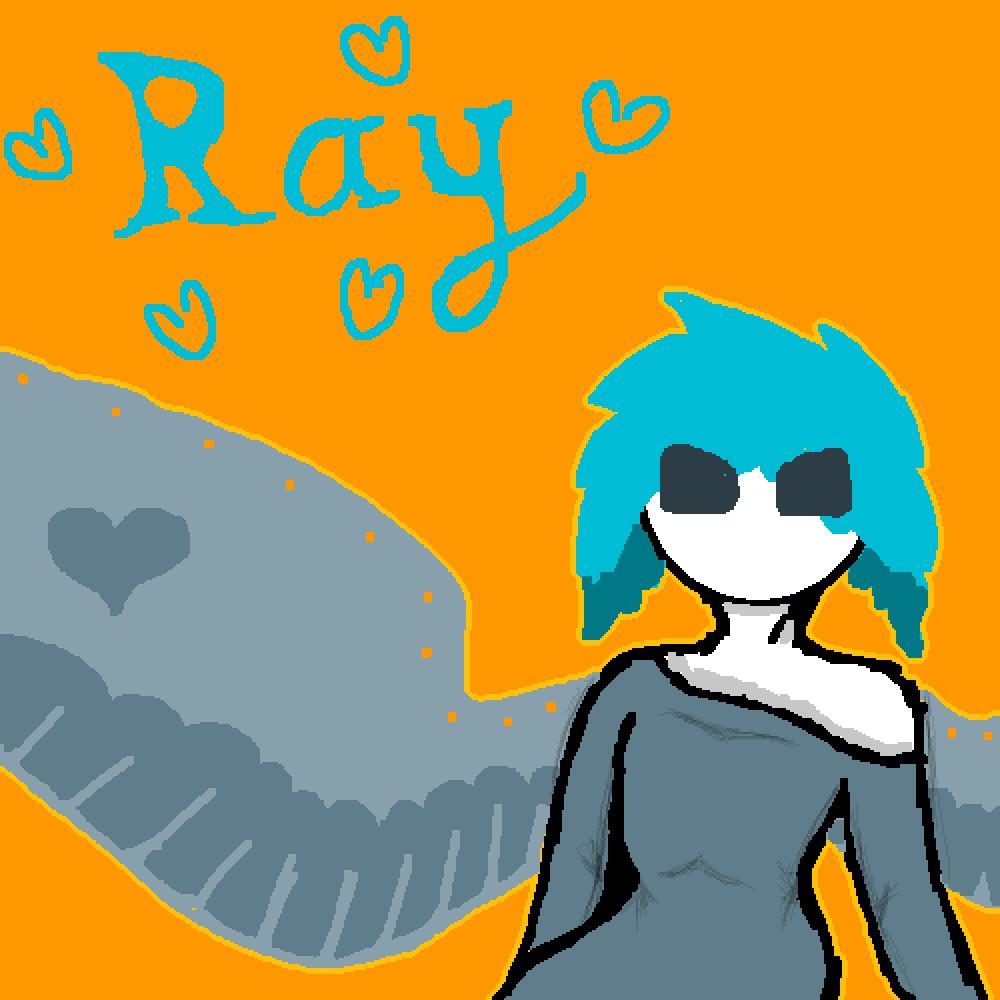 Ray oc request  by Pokoyo