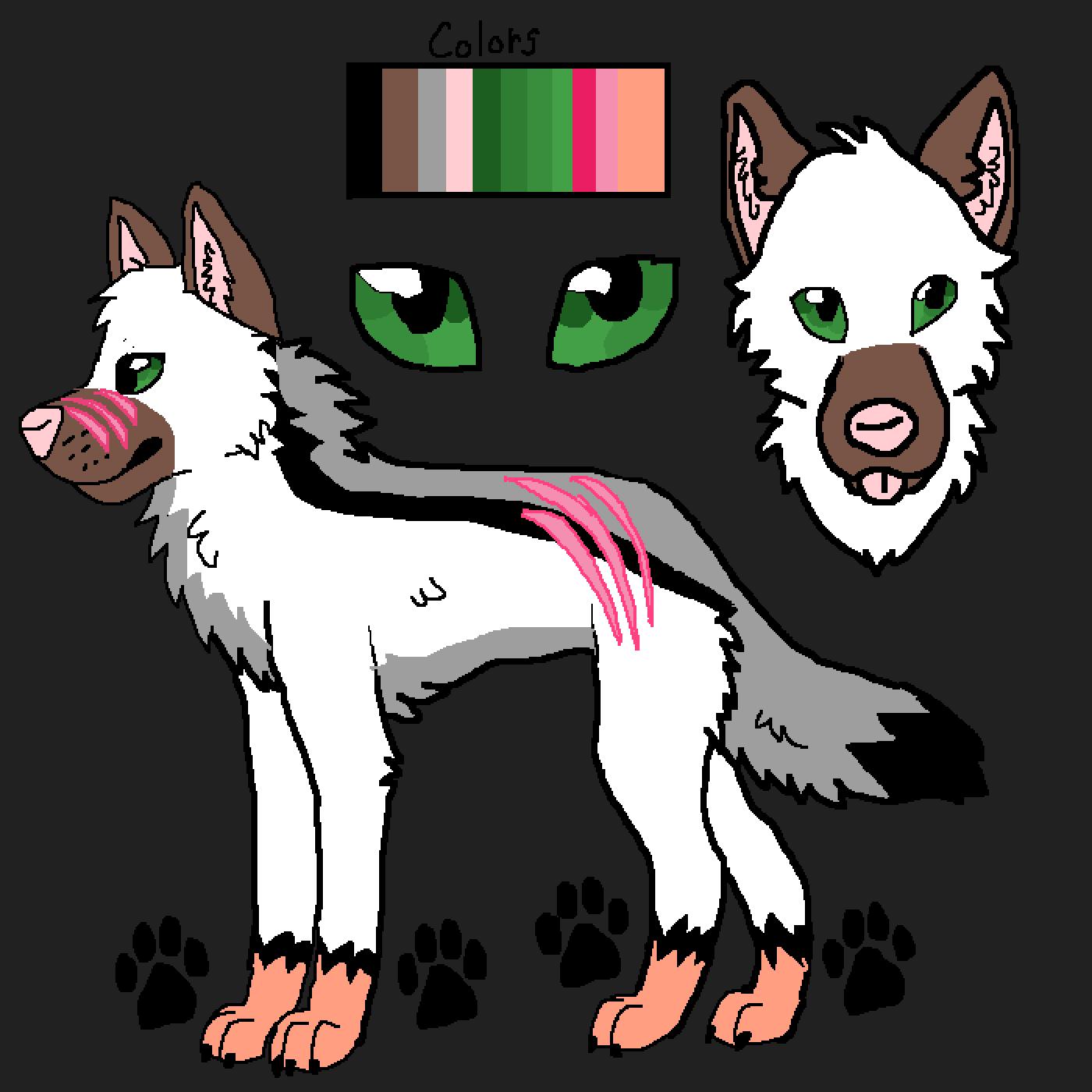 main-image-My Wolf Oc!   by Kitty-Warrior