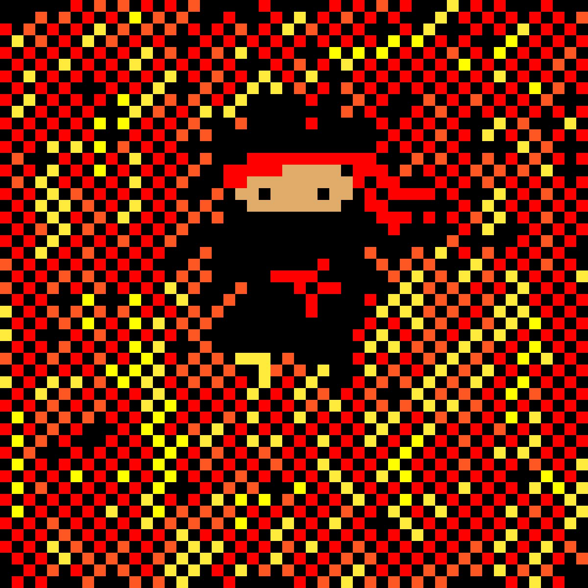 FIRE Ninja by Phoenix101