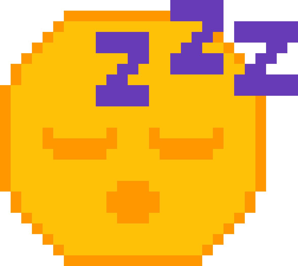 sleeping emoji by Creator-Sam