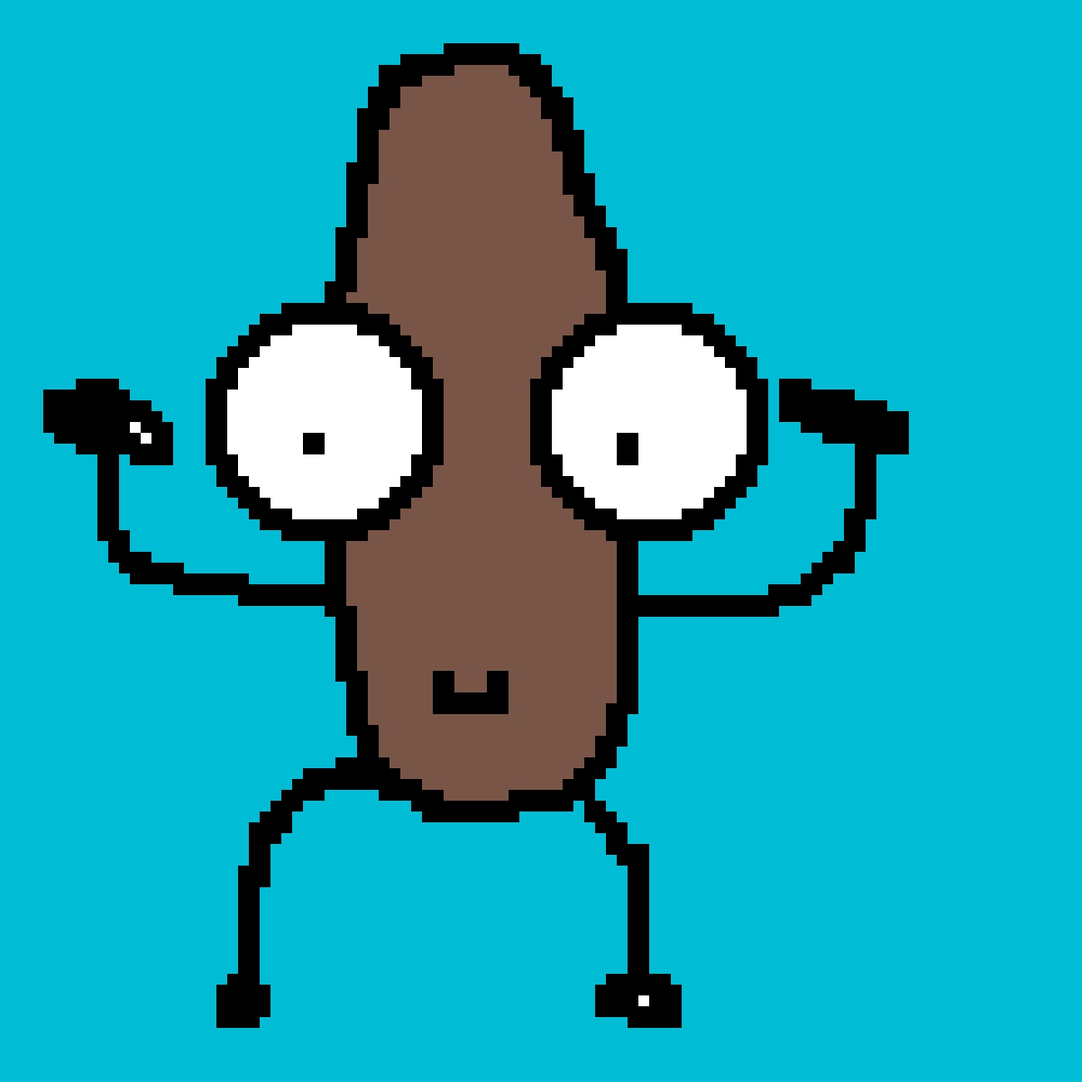 i call him potato man by raggamuffinkyut