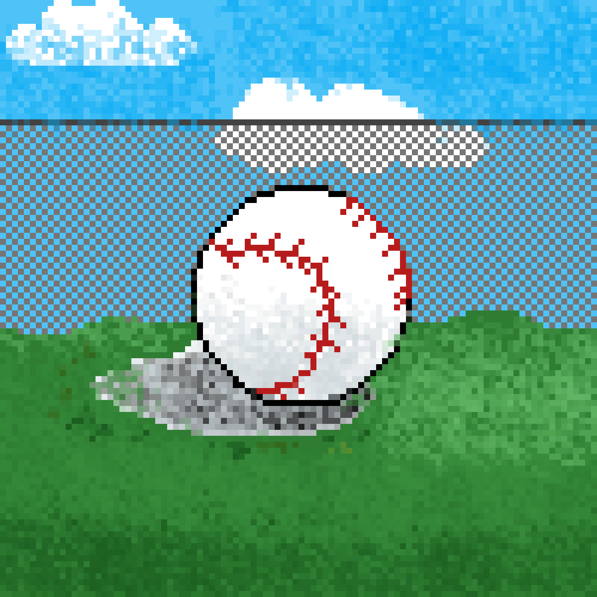 Baseball #challenge by Gameknight18042