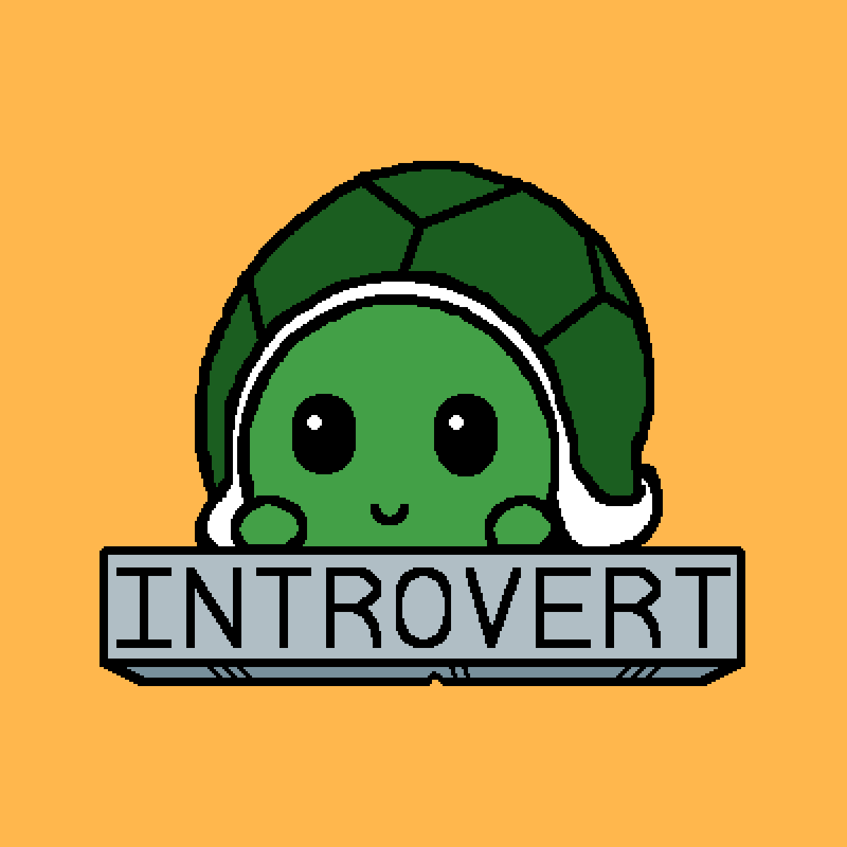 Introvert by WasabiCat