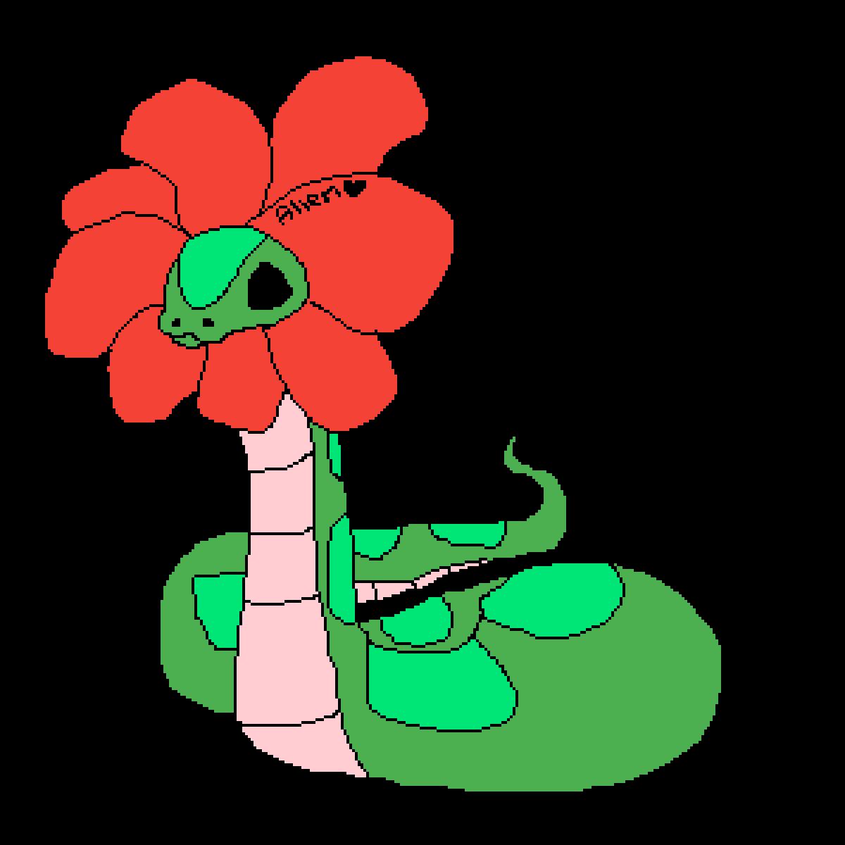 My Oc Flower