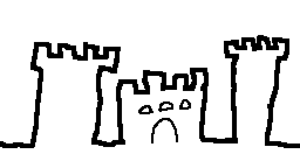 castle by kingofegypt756