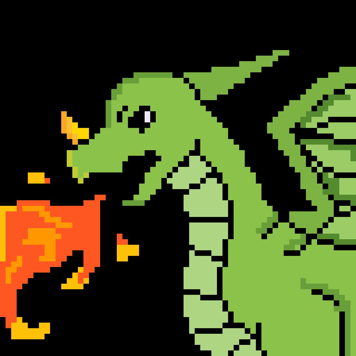 Dragon by rarapiopio