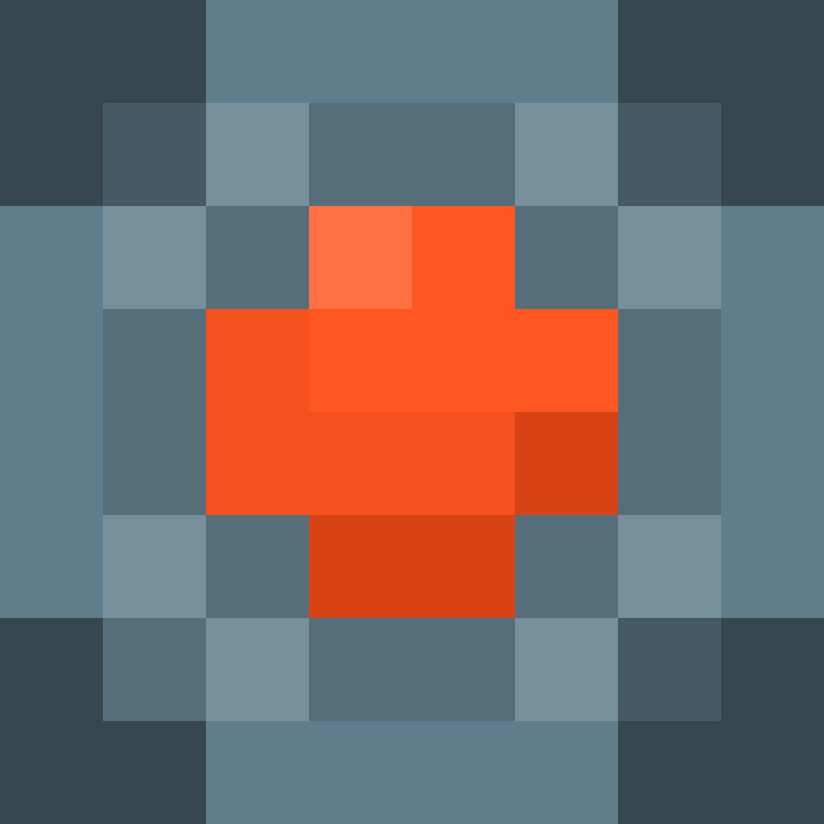 Dark magma thing by 796