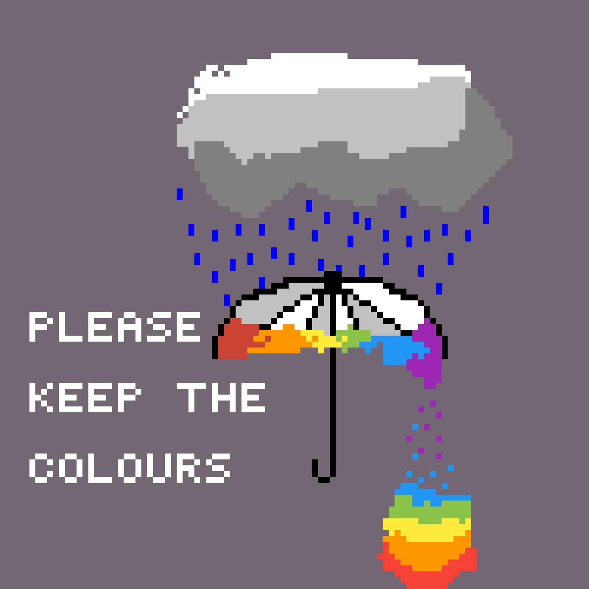 Umbrella #2 by lizadraws