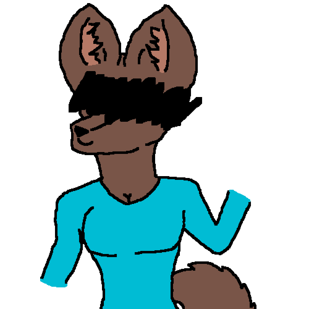 Me, Happy, In furry form.  by awesome-me