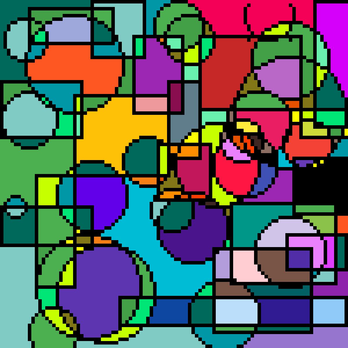 Patterns 21 by OrangeBowser039