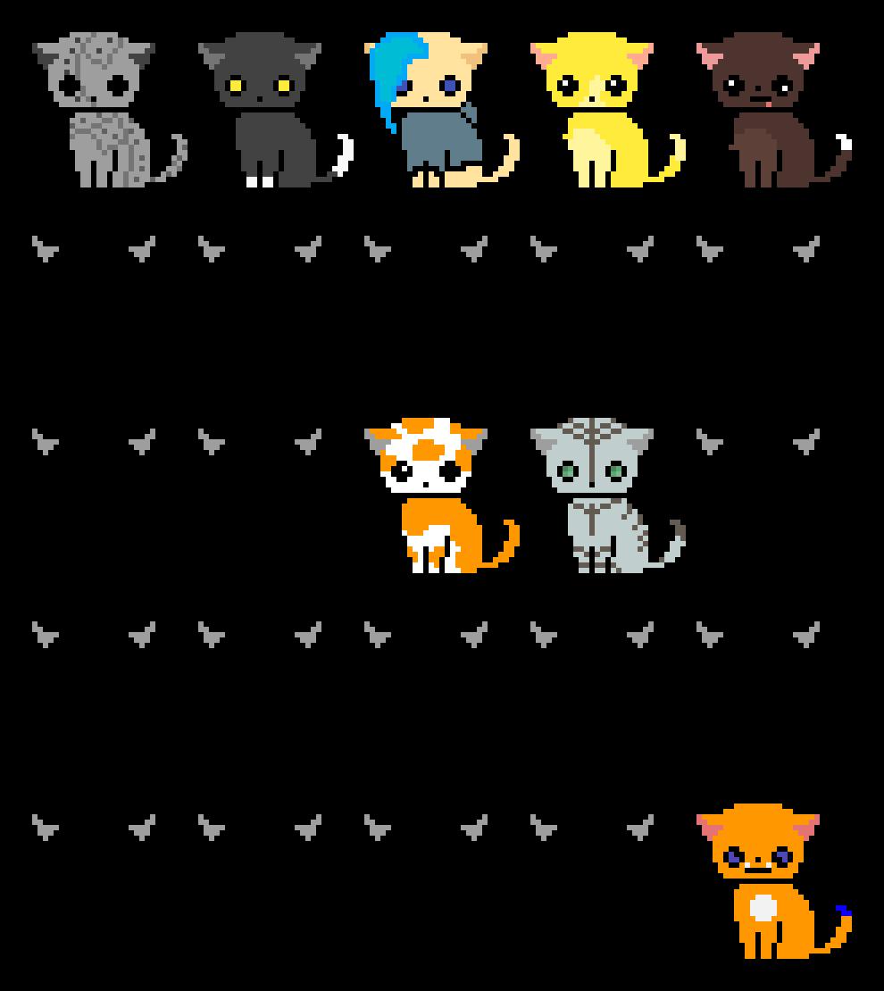 Make a cat by MOCH117788