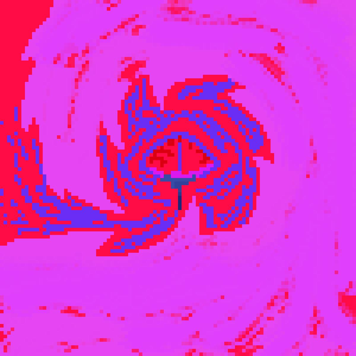 The burning eye by yesduhh