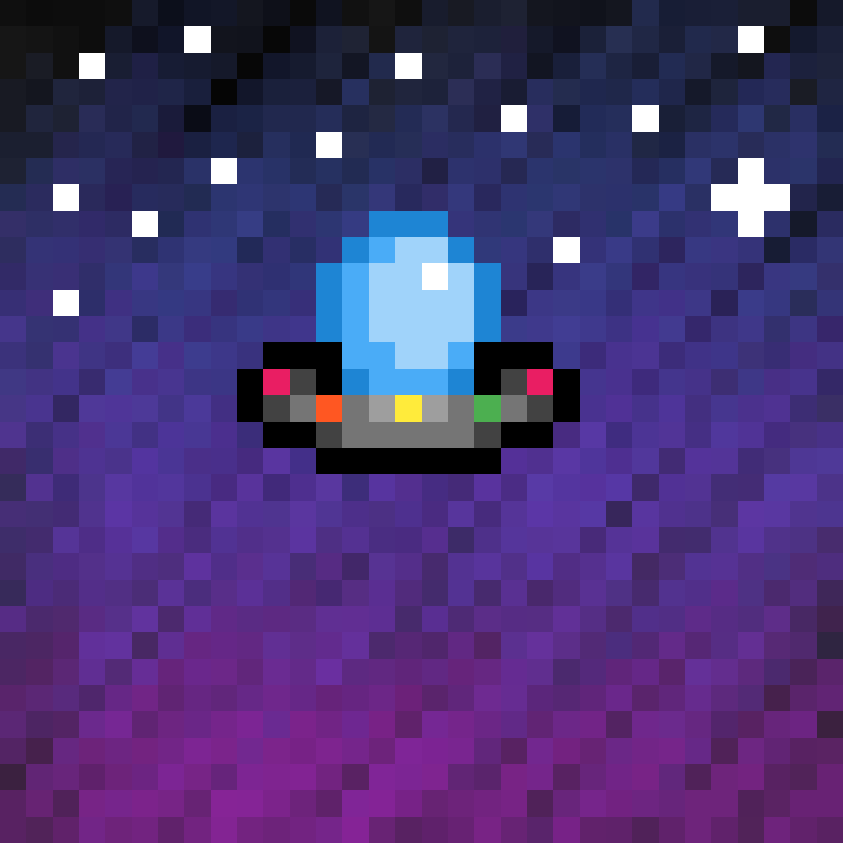 Flying saucer by MyaApplesauce