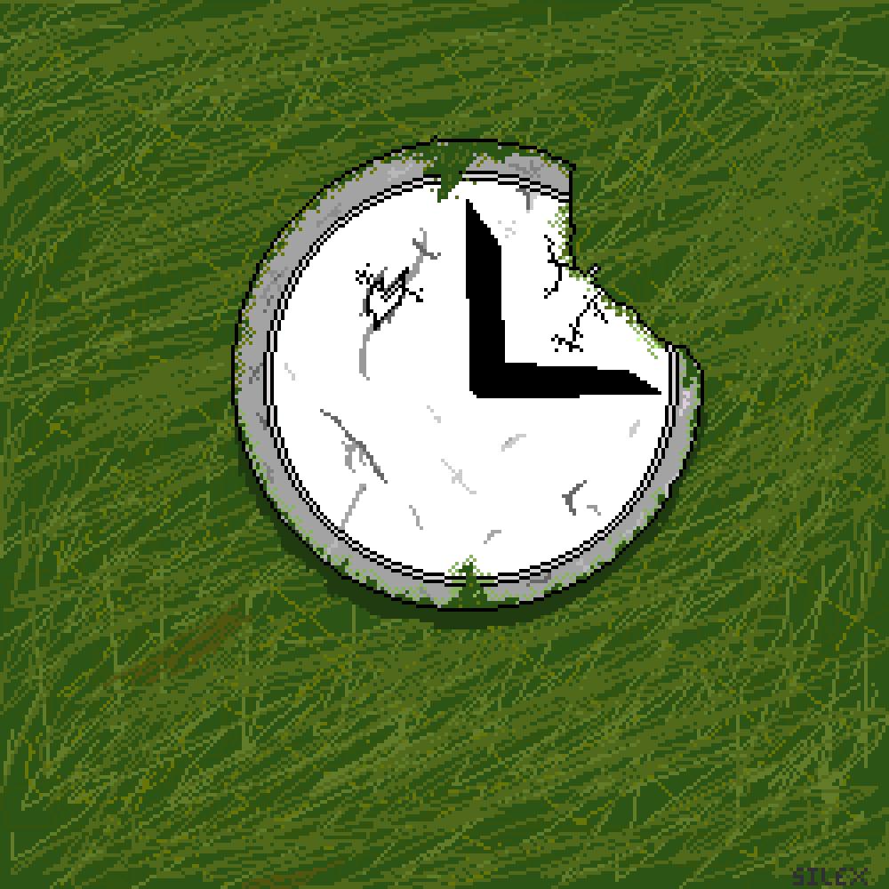 Clock by SILEX
