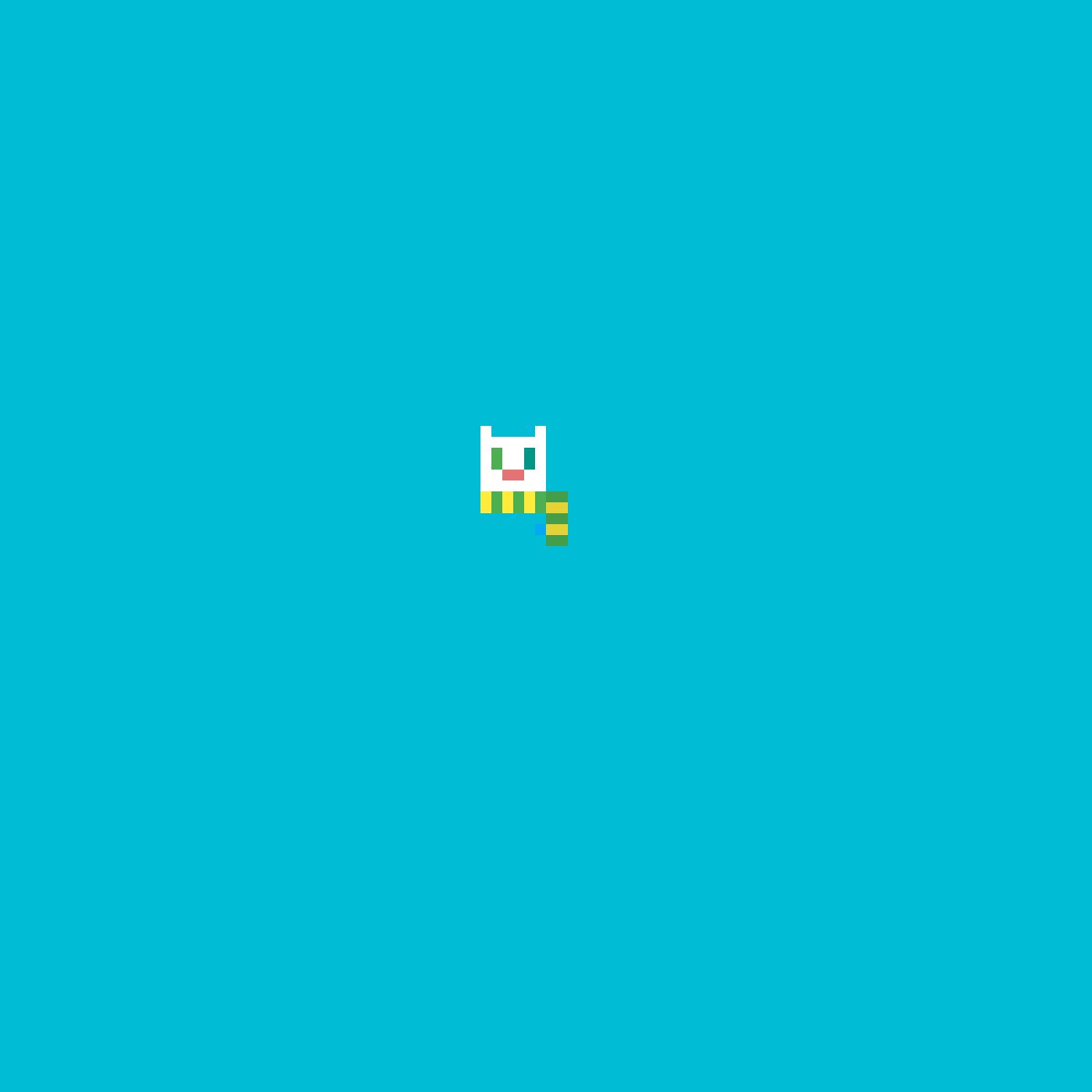 4x4 cat head by Zombie-Dog