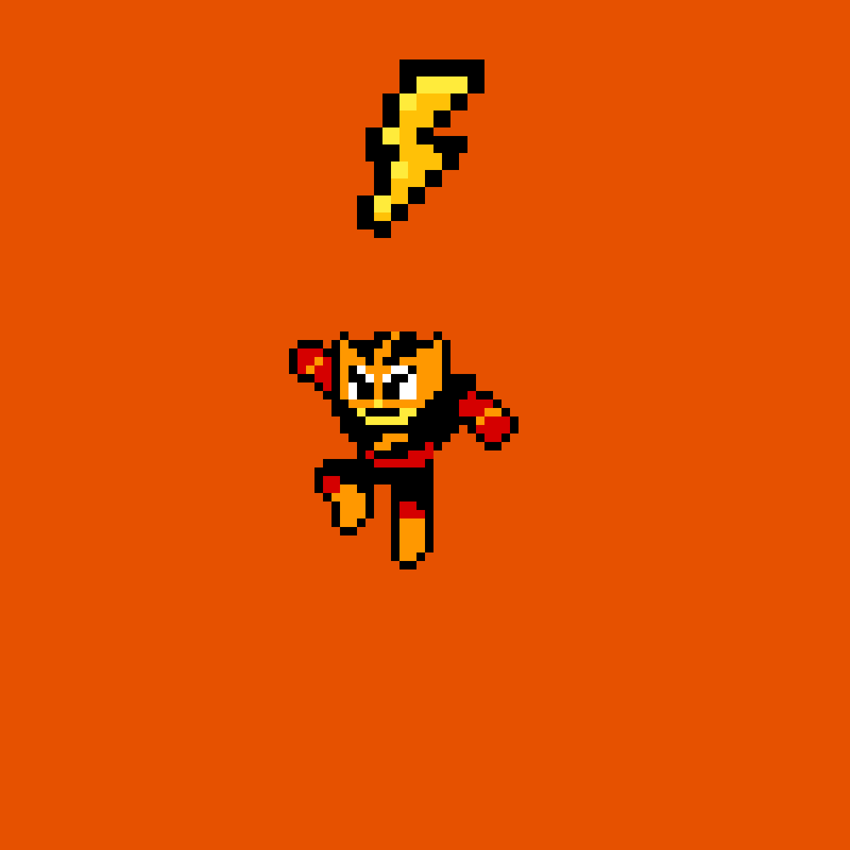 Electric Man by TheDestinedOne