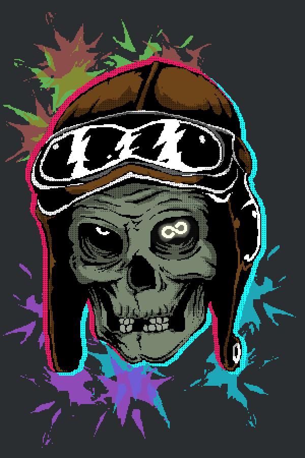 Skull of Infinity Eye