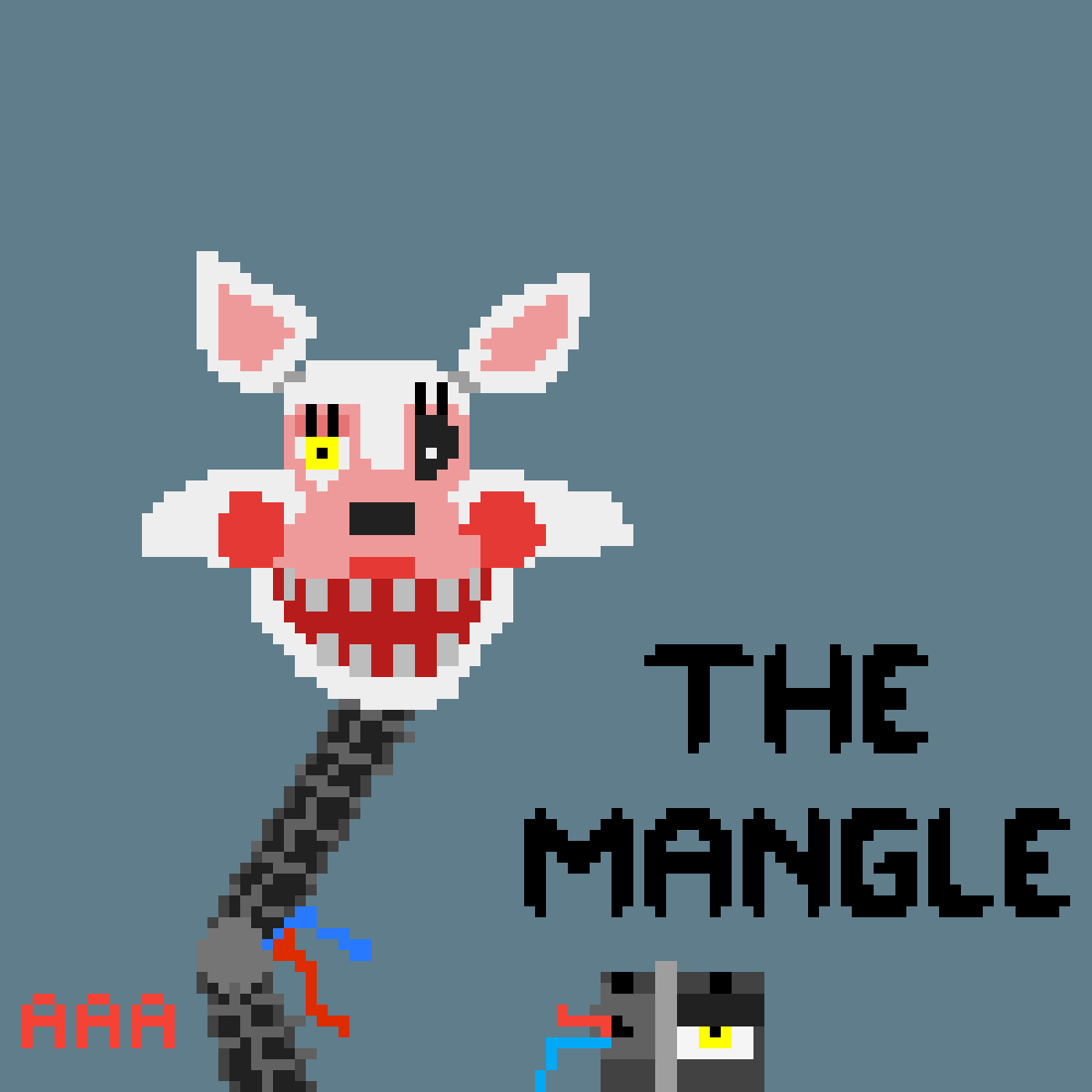 THE Mangle by A-A-Ambulence