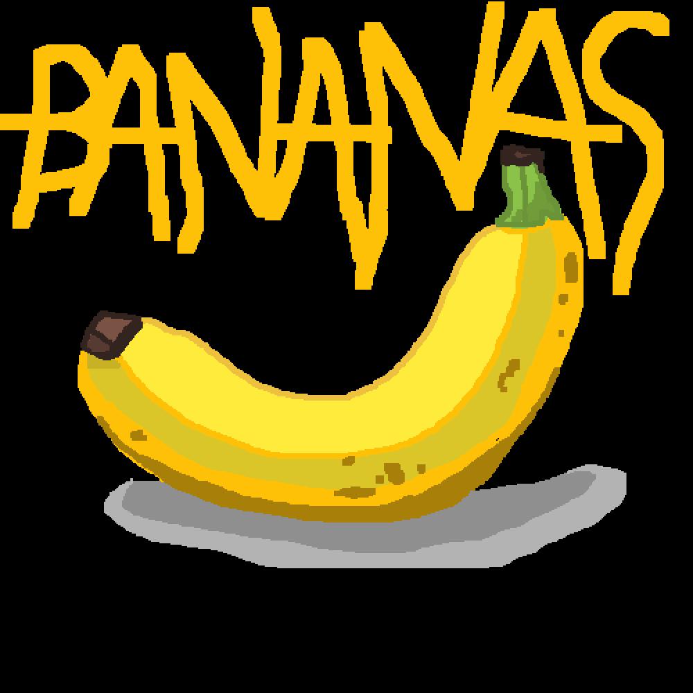 BANANAS by LaysFideChristi