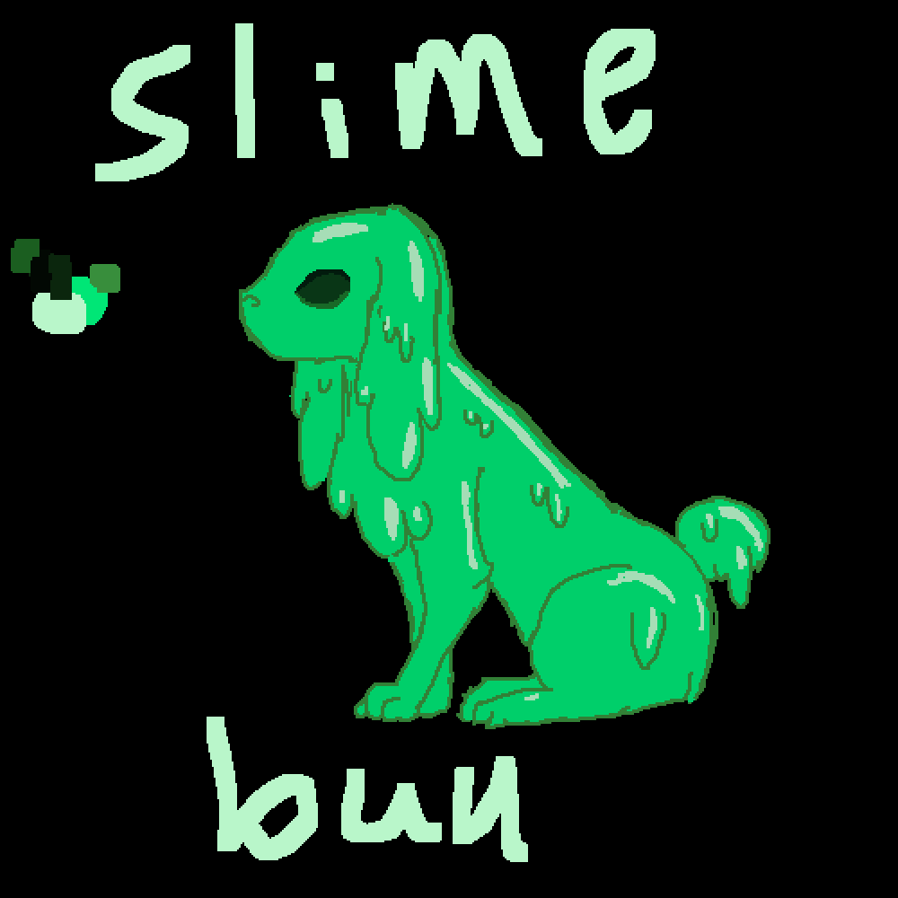 main-image-Slime bun  by Llama-Queen