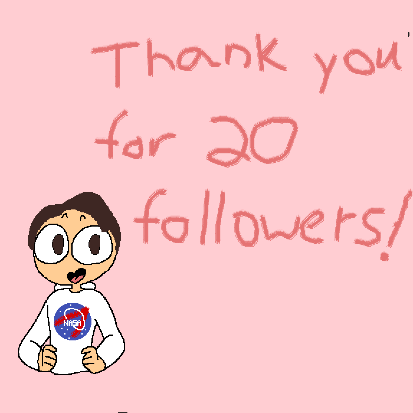 20 Followers! by DragonHunter11