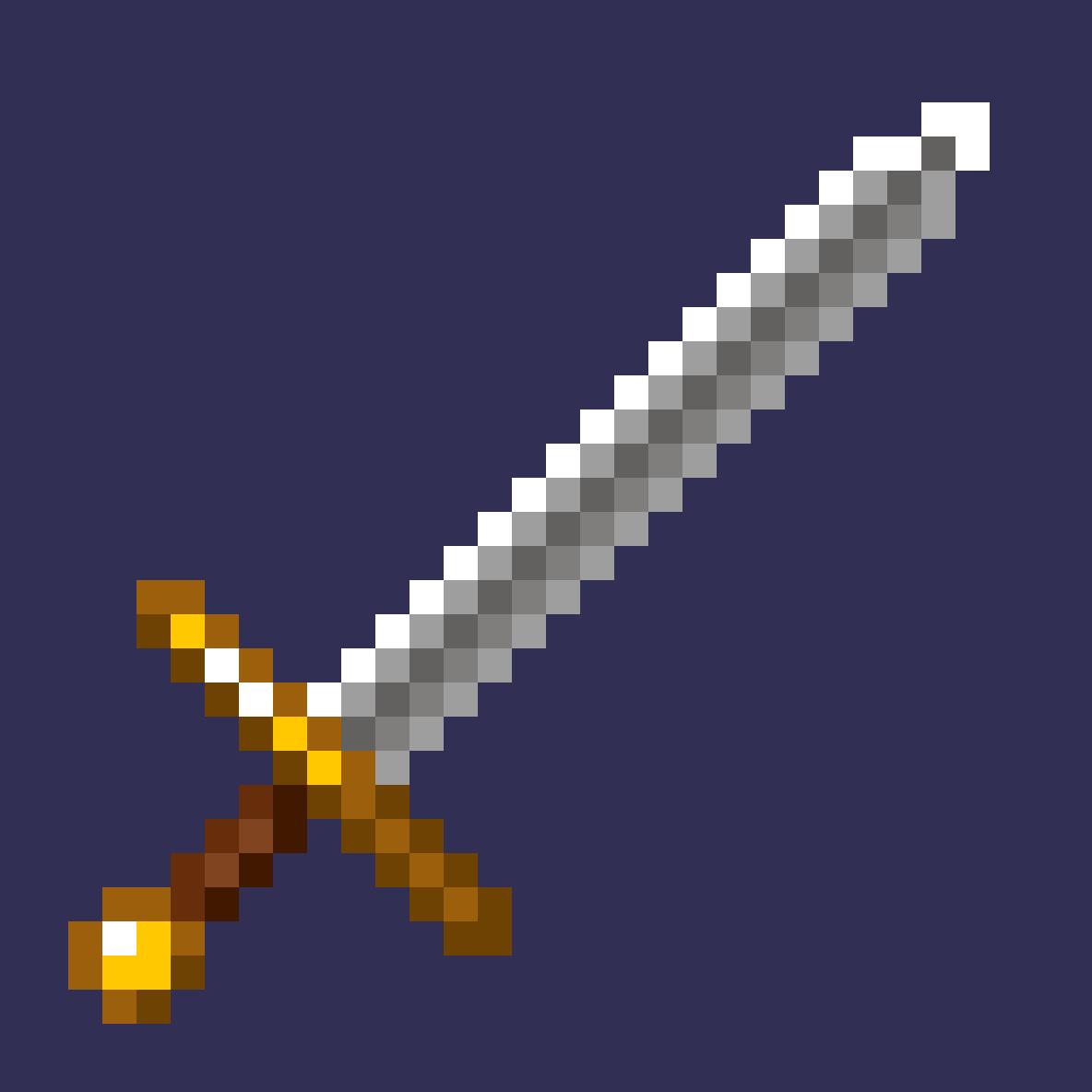 текстуры для майнкрафт на меч #4