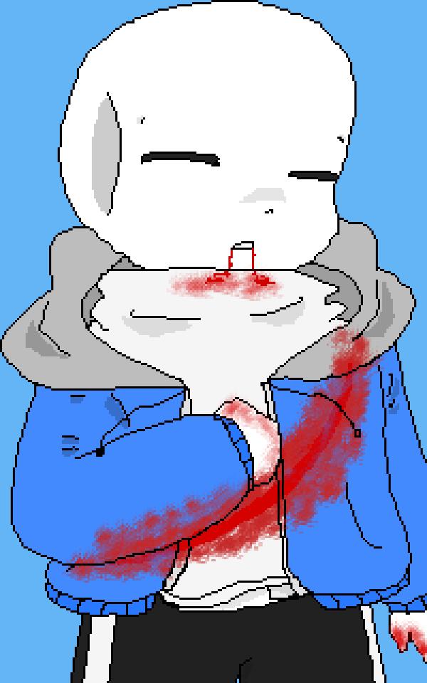 Sans death