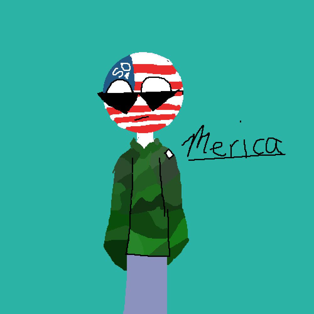 Merica~ by EvedeeGames