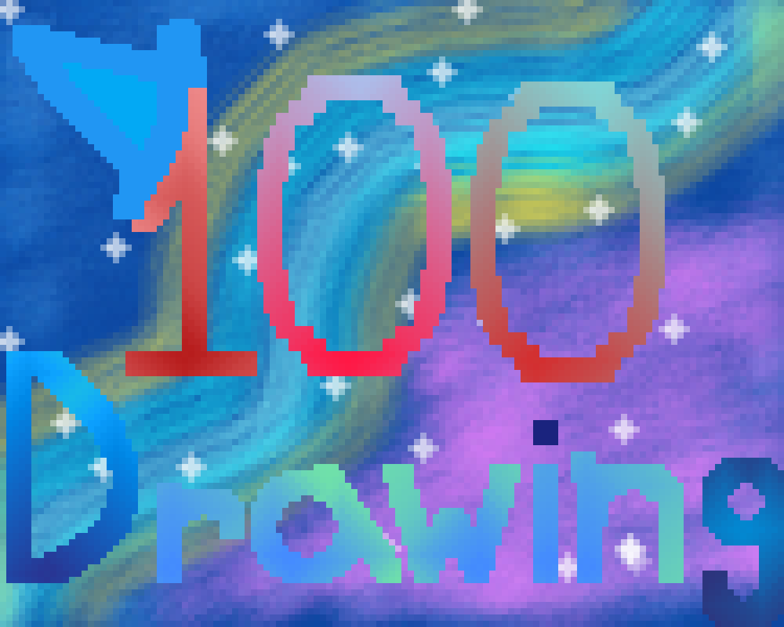100th Drawing by Disney