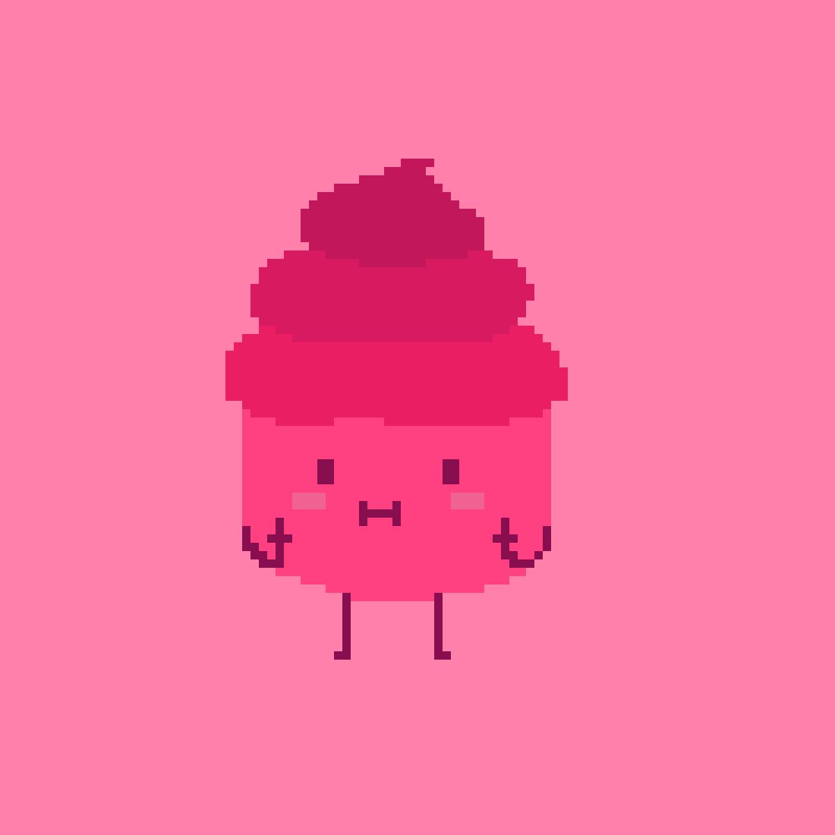 cupcake by Daesook