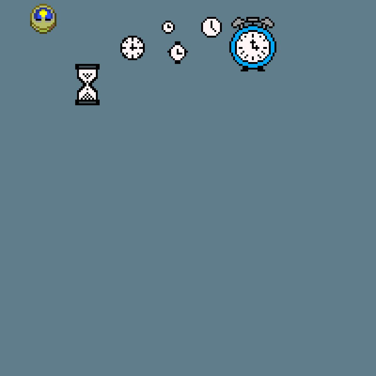 Clocks pt.1 by FruitBowl95