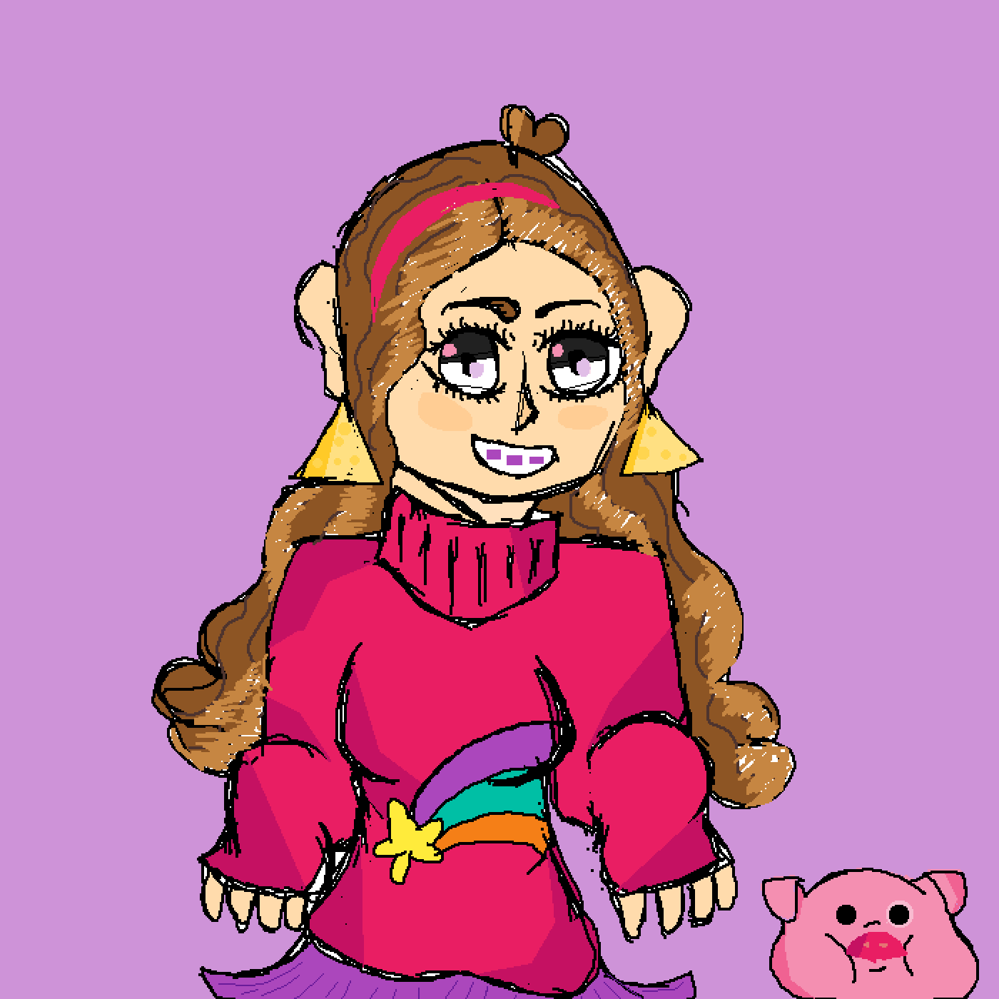main-image-Mabel  by TheReject