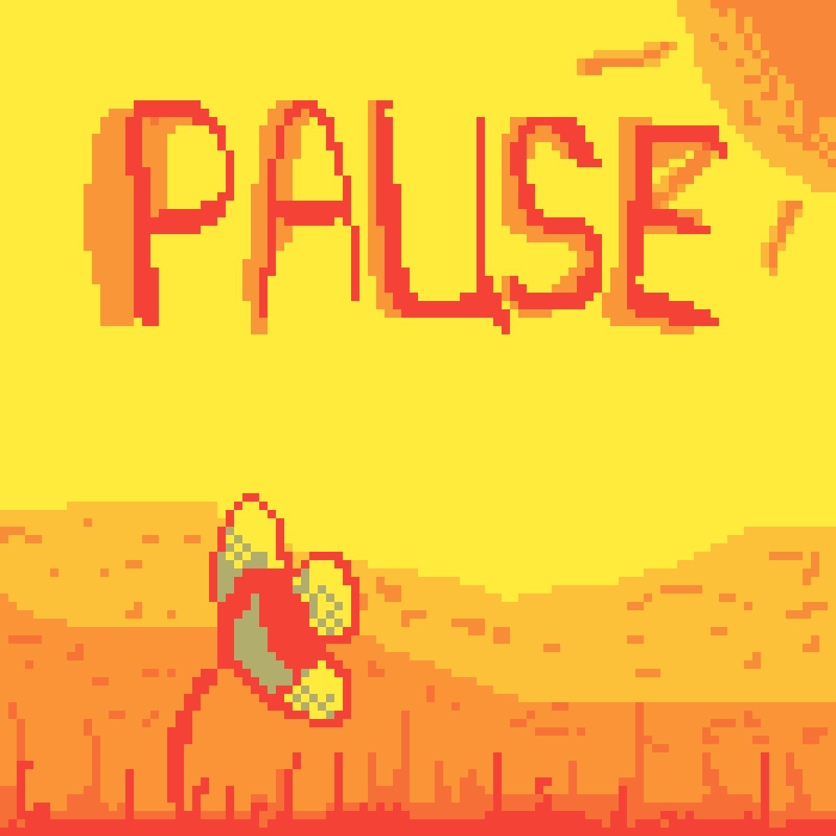 Pause by DownhillsDowner