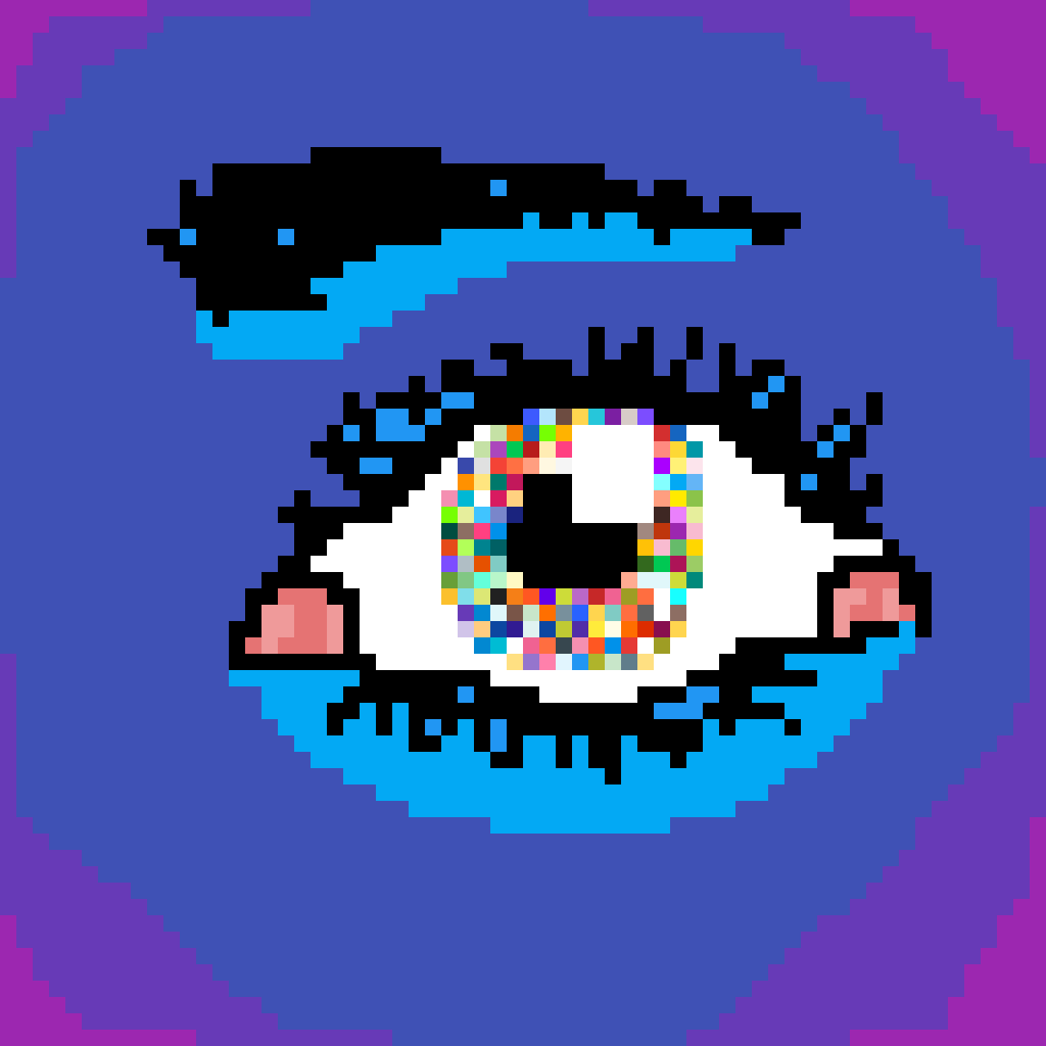 Eye am creative (not) by HoneyLee